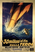 20 Million Miles to Earth - Italian Movie Poster (xs thumbnail)