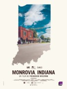 Monrovia, Indiana - French Movie Poster (xs thumbnail)