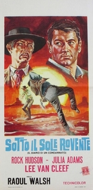The Lawless Breed - Italian Movie Poster (xs thumbnail)