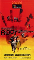 Invasion of the Body Snatchers - Italian Movie Cover (xs thumbnail)