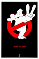 Ghostbusters II - Movie Poster (xs thumbnail)