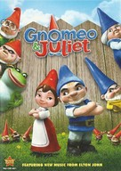 Gnomeo and Juliet - DVD cover (xs thumbnail)