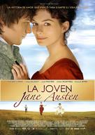 Becoming Jane - Spanish Movie Poster (xs thumbnail)