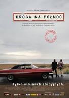 Tie Pohjoiseen - Polish Movie Poster (xs thumbnail)