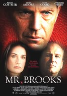Mr. Brooks - Italian Movie Poster (xs thumbnail)