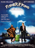 The Fisher King - French Movie Poster (xs thumbnail)