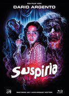 Suspiria - German Blu-Ray movie cover (xs thumbnail)