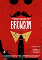 Bronson - Czech Movie Poster (xs thumbnail)