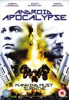 Android Apocalypse - British DVD movie cover (xs thumbnail)