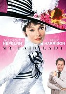 My Fair Lady - DVD cover (xs thumbnail)