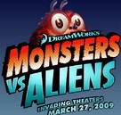 Monsters vs. Aliens - Logo (xs thumbnail)