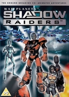 """Shadow Raiders"" - British DVD cover (xs thumbnail)"