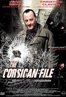L'enquête corse - DVD movie cover (xs thumbnail)