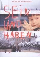 Être et avoir - German poster (xs thumbnail)