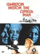 The Omega Man - Dutch DVD movie cover (xs thumbnail)