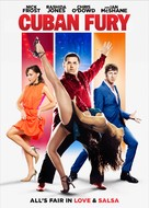 Cuban Fury - DVD cover (xs thumbnail)