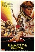 Roma. L'antica chiave dei sensi - Yugoslav Movie Poster (xs thumbnail)