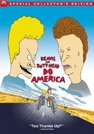 Beavis and Butt-Head Do America - DVD cover (xs thumbnail)