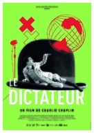 The Great Dictator - French Re-release movie poster (xs thumbnail)