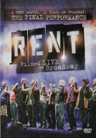 Rent: Filmed Live on Broadway - Movie Cover (xs thumbnail)