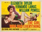 The Girl Who Had Everything - Movie Poster (xs thumbnail)