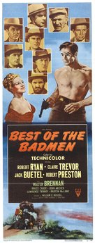 Best of the Badmen - Movie Poster (xs thumbnail)