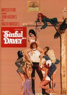 Sinful Davey - DVD cover (xs thumbnail)