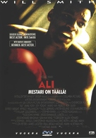 Ali - Finnish DVD movie cover (xs thumbnail)