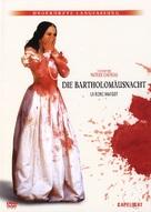 La reine Margot - German Movie Cover (xs thumbnail)