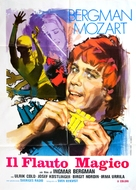 Trollflöjten - Italian Movie Poster (xs thumbnail)