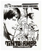 Tinto con amor - Spanish Movie Poster (xs thumbnail)
