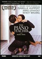 La pianiste - DVD cover (xs thumbnail)
