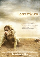 Carriers - German Movie Poster (xs thumbnail)