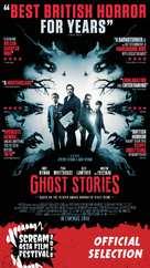 Ghost Stories - Singaporean Movie Poster (xs thumbnail)