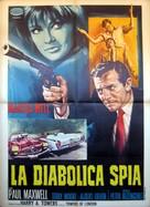 City of Fear - Italian Movie Poster (xs thumbnail)