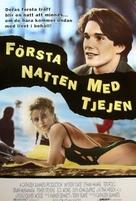 Mystery Date - Swedish Movie Poster (xs thumbnail)