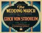 The Wedding March - Movie Poster (xs thumbnail)