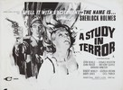 A Study in Terror - British Movie Poster (xs thumbnail)