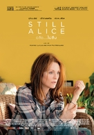 Still Alice - Thai Movie Poster (xs thumbnail)