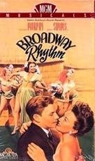 Broadway Rhythm - VHS cover (xs thumbnail)