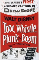 Toot Whistle Plunk and Boom - Movie Poster (xs thumbnail)