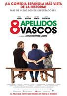 Ocho apellidos vascos - Argentinian Movie Poster (xs thumbnail)