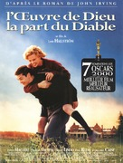 The Cider House Rules - French Movie Poster (xs thumbnail)