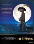 Puss in Boots - For your consideration movie poster (xs thumbnail)