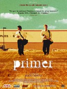 Primer - French Movie Poster (xs thumbnail)