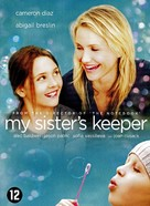 My Sister's Keeper - Dutch DVD movie cover (xs thumbnail)