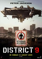 District 9 - Malaysian Movie Poster (xs thumbnail)