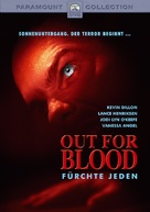 Out for Blood - German DVD movie cover (xs thumbnail)