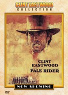 Pale Rider - DVD cover (xs thumbnail)