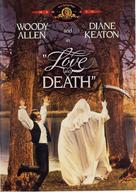 Love and Death - DVD cover (xs thumbnail)